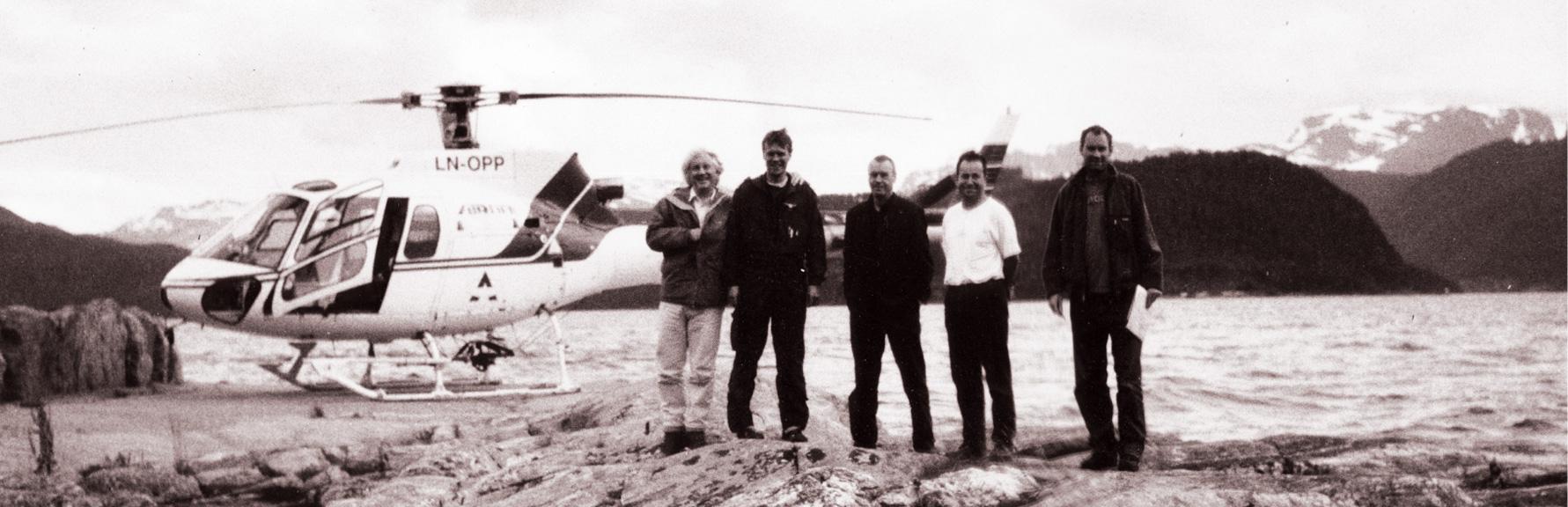 Kemistry - nrk_helicopter