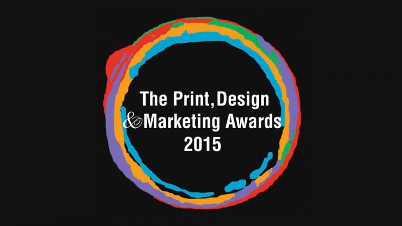 Print, Design & Marketing Awards 2015
