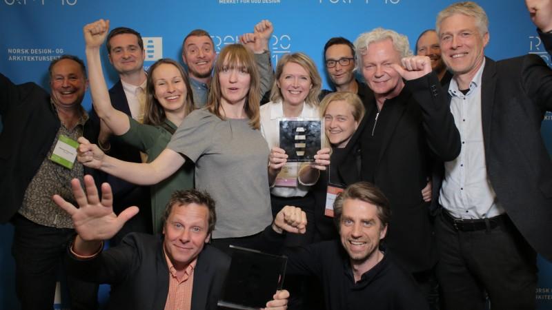 Norwegian Design Council Award 2016