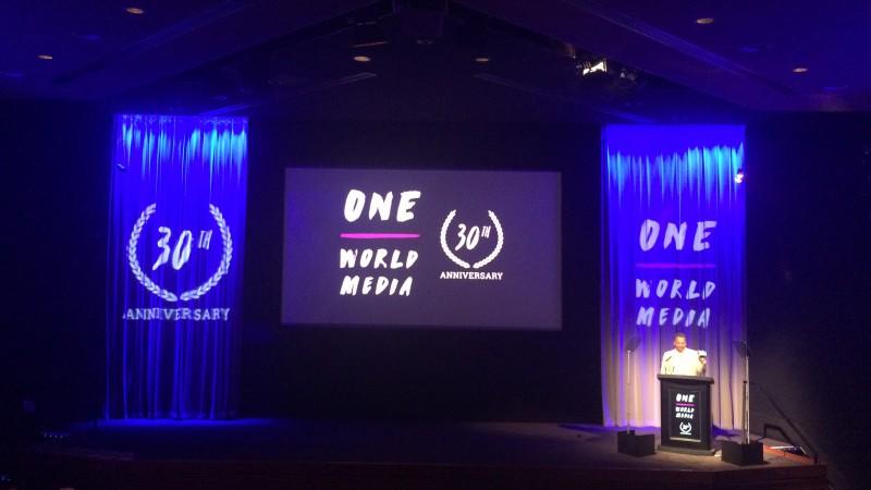 One World Media Awards 2018